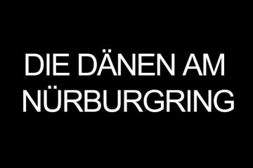 Danish guys at the Nürburgring
