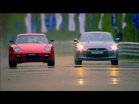 video: Nissan GT-R Switzer R850 vs. Porsche Switzer R911