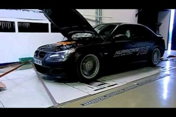 Video: G-Power Hurricane RS auf dem Dyno