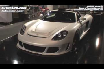 Video: Gemballa Mirage GT Matte Pearl White