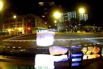 Video: Übler Crash von Ferrari 599 GTO und Taxi