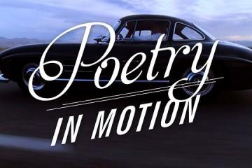 Video: Mercedes SL300 Flügeltürer – Poetry in Motion