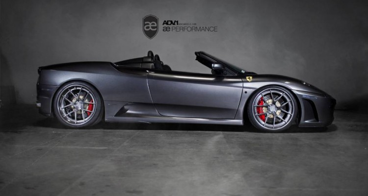 Ferrari F430 Spider ADV.1 Wheels 2012 (5)
