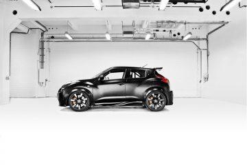 Im letzten Nissan Juke-R mit 545 PS durften wir ein paar Runden drehen. Hier unser Bericht!