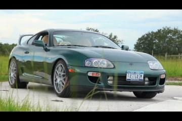 Video: TUNED unterwegs in der 700 PS starken Supra von Titan Motorsports