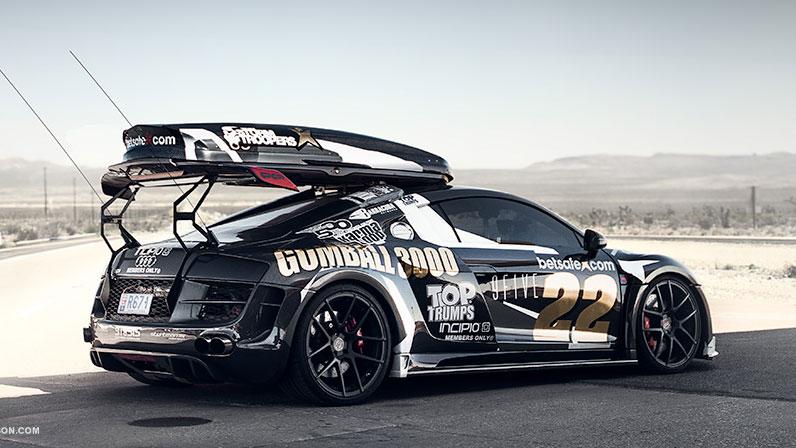 Jon Olsson: Weltweit bekanntester Audi R8 steht zum Verkauf