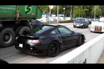 Video: Porsche 911 Turbo (991) Erkönig