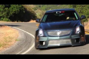 Video: Cadillac CTS-V mit 750 PS von D3