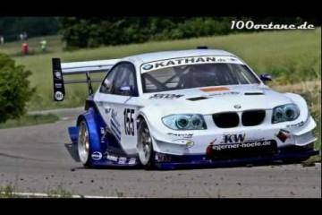 Video: Georg Plasa im BMW E36 V8-Judd