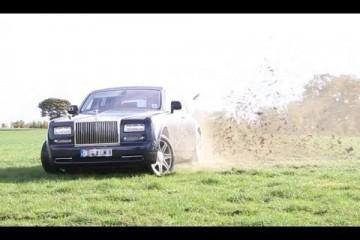 Video: Rolls Royce Rallye-Car