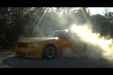 Video: Santa's Saleen with 1000 HP