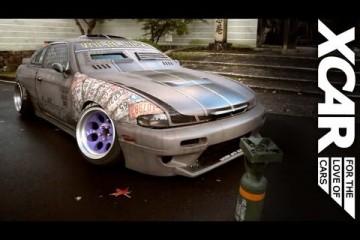 Video: Nissan Silvia Military 6666 Customs
