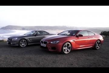 Video: Chris Harris – BMW M6 vs. Mercedes SL 63 AMG