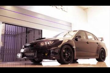 Video: Fein gemachter Subaru Impreza WRX STi