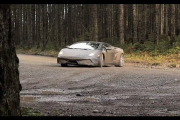 Video: Lamborghini WRC – Stage One