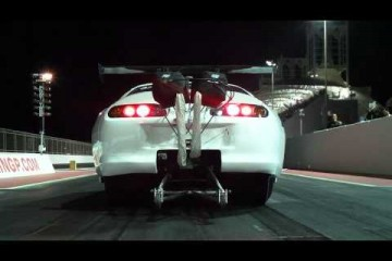 Video: Ekanoo Racing – World's quickest Supra