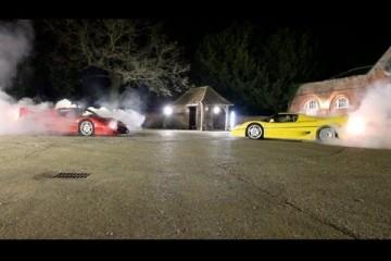 Video: Ferrari F50 Showdown