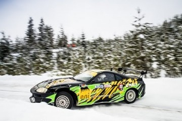 Video: Kenneth Moen – Rally stage Drift