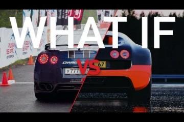Video: AMS Alpha 12+ vs. Veyron Super Sport