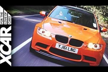 Video: BMW M3 E30 trifft auf E92 GTS