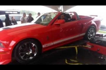 Video: Ford Mustang Shelby GT500 zerstört Dyno