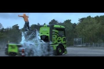 Video: Truck-Gymkhana Nr. 1