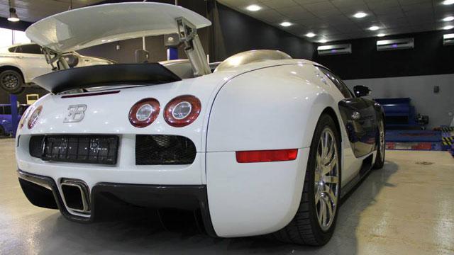bugatti veyron von pp performance heftig draufgesattelt. Black Bedroom Furniture Sets. Home Design Ideas