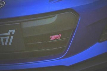 Subaru BRZ STi Teaser 2013