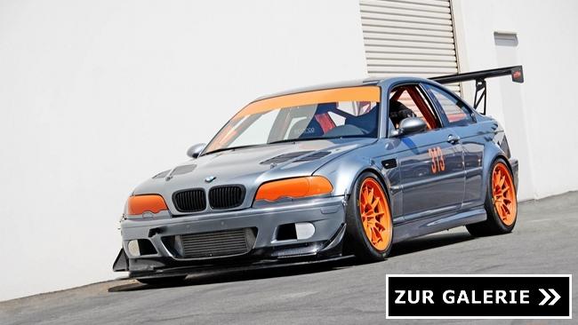EAS BMW M3 E46 Galerie