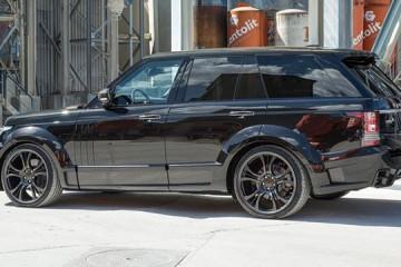 Range Rover FAB Design