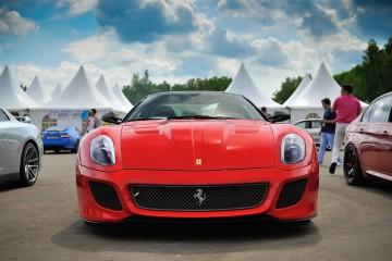 Video: Ferrari 599 GTO vs. BMW X6 von PP-Performance