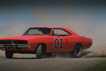 Video: General Lee vs. Bandit's Trans Am
