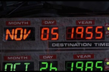 Video: Knight Rider oder Back to the Future? Was denn nun?