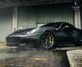 Ferrari California Vellano Forged Wheels 2013