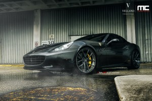Ferrari California Vellano Forged Wheels 2013