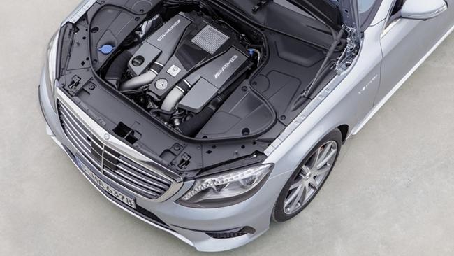 Mercedes S63 AMG 2