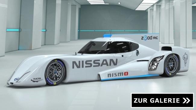 Nissan ZEOD RC 2014 Galerie