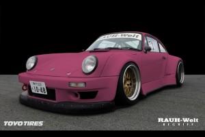 RWB Porsche 930 Turbo