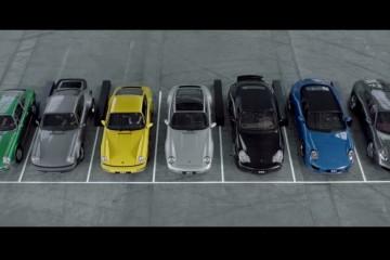 Video: Happy Birthday auf Porsche-Art