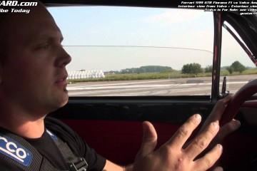 Video: Volvo Amazon vs. Ferrari 599 GTB
