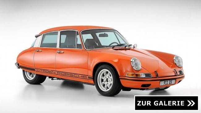 Porsche Citroen 911 DS Galerie
