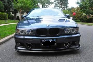 Supra powered BMW M5 Teaser 16zu9