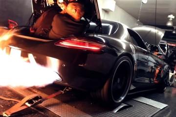 Video: Mercedes SLS AMG TwinTurbo von World Motorsports