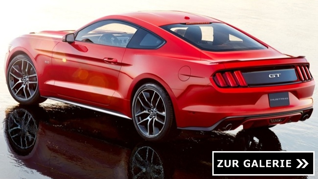 Ford Mustang GT 2015 Galerie