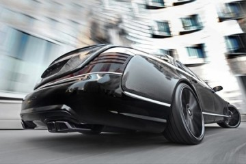 Maybach 57S Knight Luxury Tuning Teaser HP 16zu9
