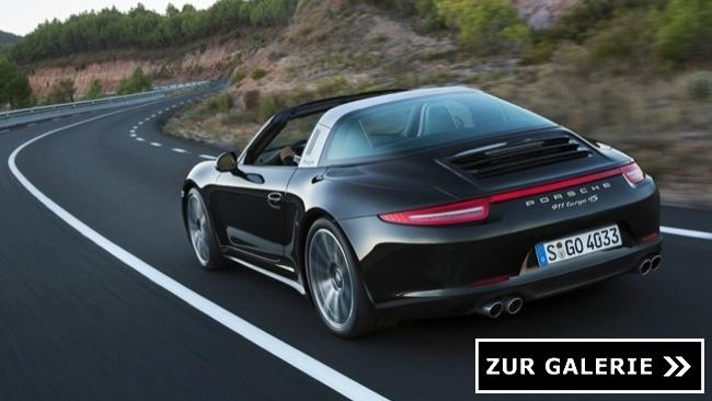 Porsche 911 targa Galerie