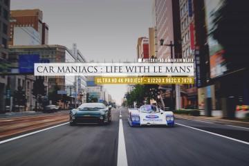 Video: Jaguar XJ220LM, Porsche 962C, Mazda 767B – leben mit LeMans-Klassikern