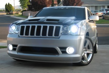 Video: Jeep Grand Cherokee SRT8 mit mehr als 1000 PS