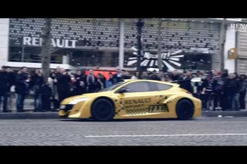 Video: Renault Mégane Trophy V6 – das etwas andere Taxi