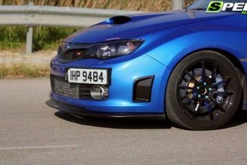 Video: Subaru WRX STi mit 775 PS